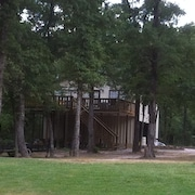 ?lake Tawakoni Tree House?? Waterfront Kayak ? ??fish ? ?campfire ?