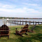 Waterfront W/deepwater Pier Walking Distance to Downtown Chestertown