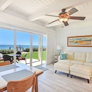Direct Ocean-front Luxury Town-home - Unobstructed Views