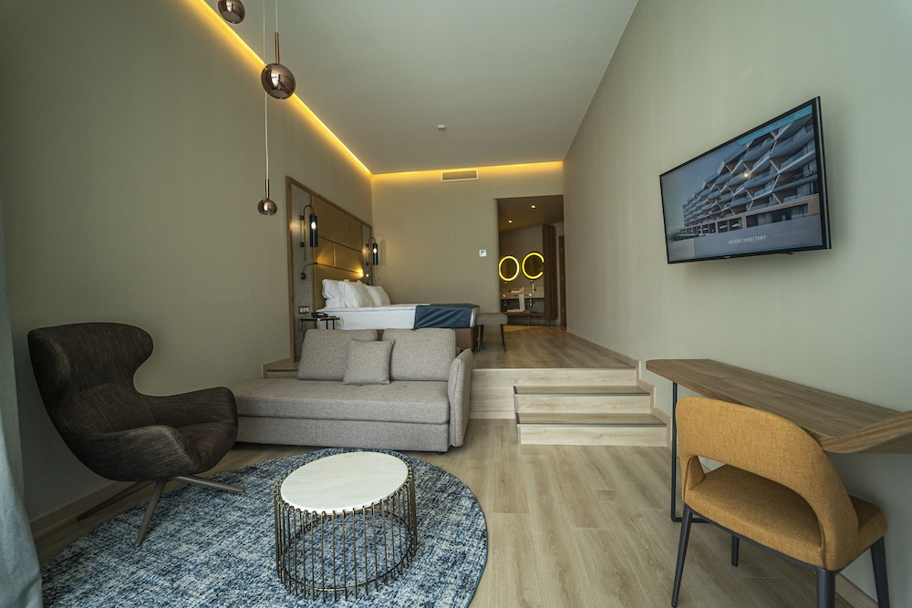 Living Area, Wave Resort – Ultra All Inclusive