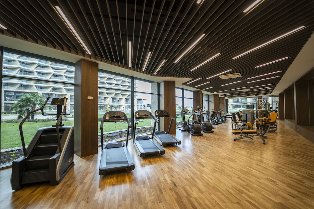 Gym, Wave Resort – Ultra All Inclusive
