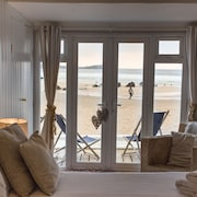 Lusty Glaze Beach Accommodation