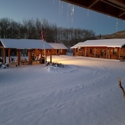 Kiser Creek Cabins