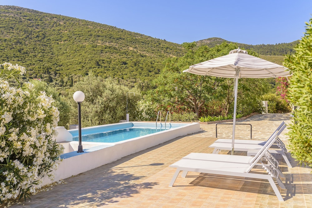 House With Character Private Swimming Pool Spectacular View Samos