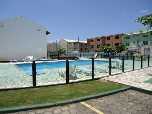 Fit 100 Meters From the Beach