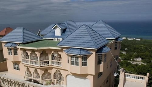 Sea View Heights Villa Montego Bay is Elegant Design the View is Magnificent