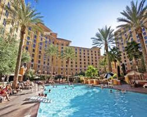 Wyndham Grand Desert Resort ONE Mile From Strip Center ONE Bedroom Deluxe