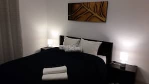 Individually furnished, soundproofing, free WiFi, linens