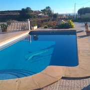 Villa With 3 Bedrooms in Teulada, With Wonderful sea View, Private Pool, Enclosed Garden - 4 km From the Beach