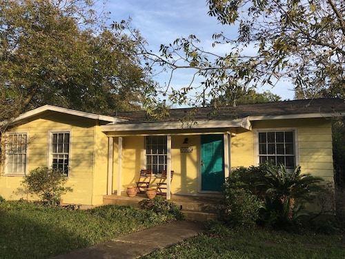 Great Place to stay South Austin Bungalow + Backyard Studio Apartment near Austin