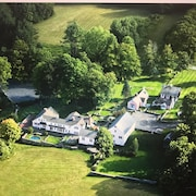 The Most Beautiful and Iconic Home in Vt---230 Acres of Pure Bliss