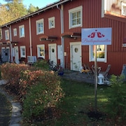 Townhouse in Umeå, 15 Minutes bus Ride to City Center
