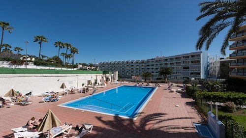 Bright Apartment in the Center of Playa del Ingles