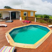 3-star Eco-friendly Villa With sea Views and Private Pool