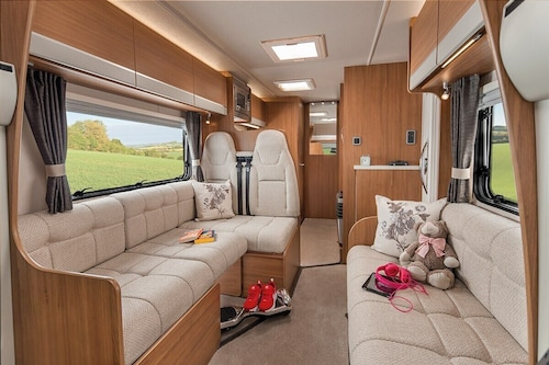 Premium Motorhome Hire. UK and EU Travel. Go Where you Want When you Want to!