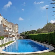 6 p Apartment at 100 m v Arenal Beach Javea