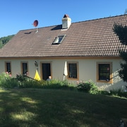 For a Summer Holiday in the Waldviertel - in the Newly Renovated Cottage