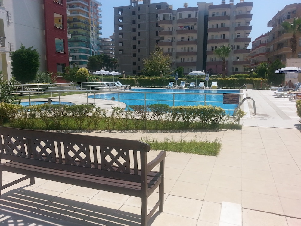 Pool, Terra Desir 1+1 With Sea View