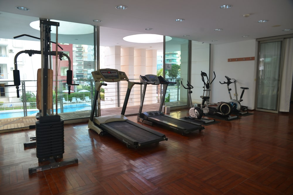 Fitness Facility, Terra Desir 1+1 With Sea View