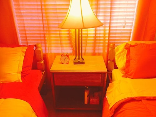 Great Place to stay Red Orange Yellow Guest Room near Henderson