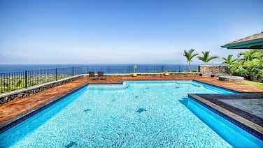 Luxury great oceanview large pool/Spa 2 mins to beaches best value in Hawaii