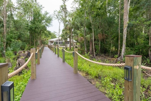 Family-friendly Nature Retreat on the Beautiful Wekiva River