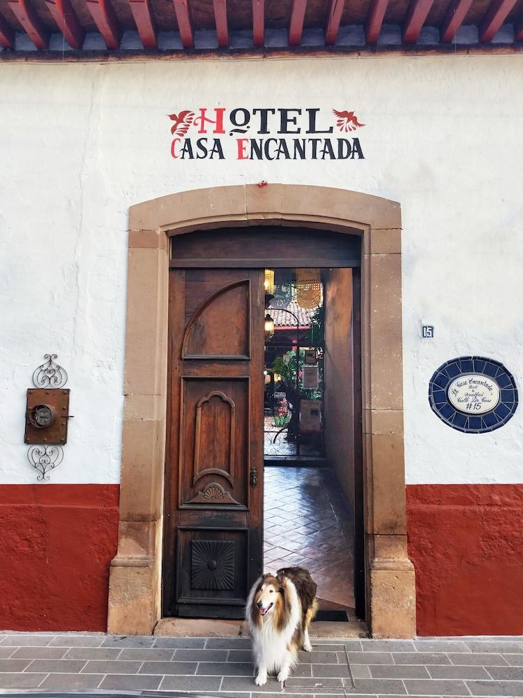 Casa Encantada In Morelia Hotel Rates Reviews On Orbitz