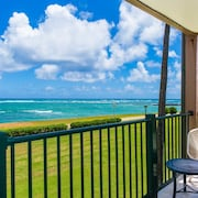 Beautifully Upgraded Ocean Front Condo