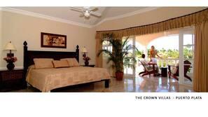 3 slaapkamers, een kluis op de kamer, een strijkplank/strijkijzer, wifi