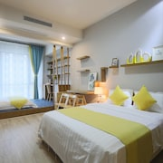 Emei Volume Shutang Vacation Apartment