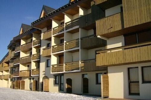 Apartment 4/6 People on the Slopes of Samoens-1600 + Parking Space
