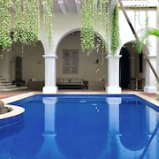Luxury Mansion With the Best Pool in the Old City