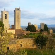 Huge Country House in San Gimignano