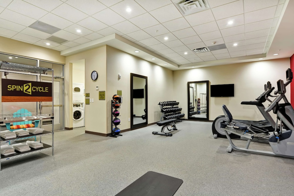 Fitness Facility, Home2 Suites by Hilton Charleston West Ashley