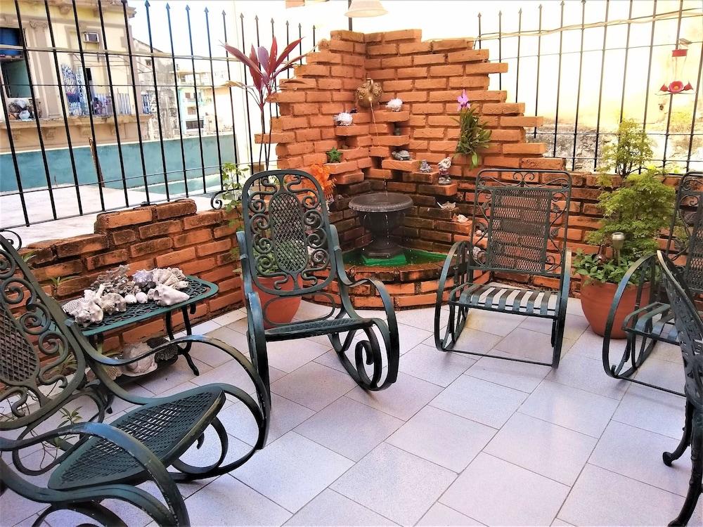 Casa Colonial La Terraza In Havana Hotel Rates Reviews