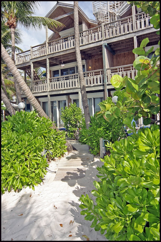 Property Grounds, Hidden Beach Unit 1. The Perfect Place to Stay in Key West for Less
