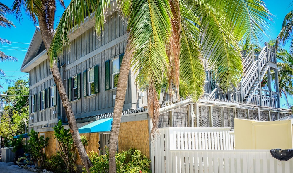 Exterior, Hidden Beach Unit 1. The Perfect Place to Stay in Key West for Less