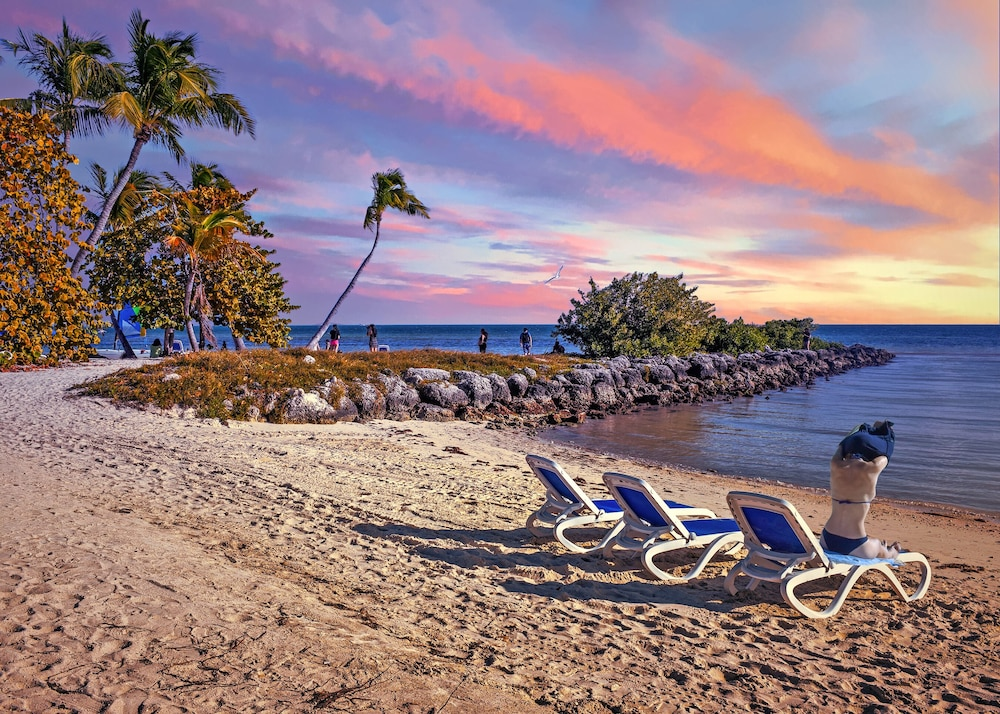 Beach, Hidden Beach Unit 1. The Perfect Place to Stay in Key West for Less