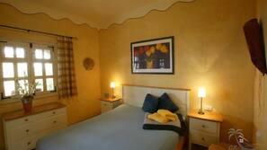 2 soveværelser, strygejern/strygebræt, internetforbindelse, sengetøj
