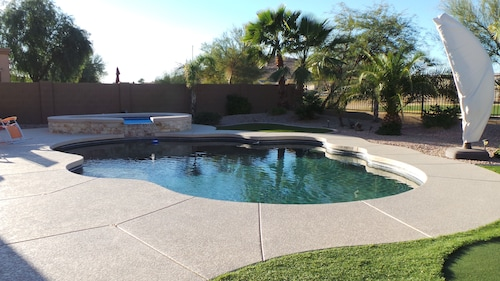 Golf Course Desert Oasis With Heated Pool AND SPA