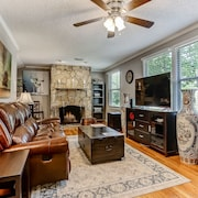 Premier Partner 5 Star 4 BR Home Family/groups/work In Historic Avondale!