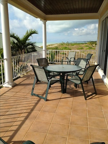 Balcony, Ocean Front, Private Swimming Pool With Miles of Sandy Beaches