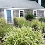 Charming Cape With Spacious Yard on Fresh Water Pond Close to Coast Guard Beach