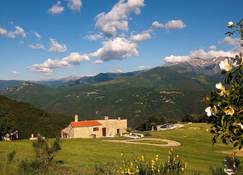 Luxury Eco-lodge in the Eastern Pyrenees