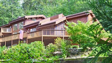 Ideal setting along the banks of Big Fishing Creek. Close to PSU and Bucknell.