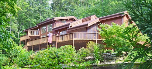 Ideal Setting Along the Banks of Big Fishing Creek. Close to PSU and Bucknell