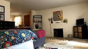 1 bedroom, Internet, linens