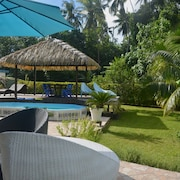 Rental House Furnished Beach and Nearby Lagoon