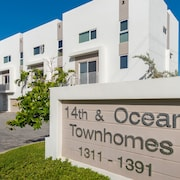 Affinity Breeze - Modern Townhome Across From Beach And Cafes