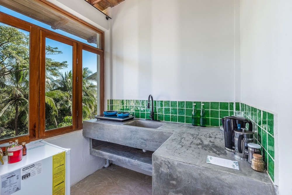 Private Kitchenette, Nosara Beach Hotel